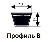 Ремни клиновые В(Б)