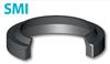 Грязесъемник с внутренним металлическим каркасом SМI