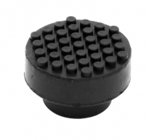 Резиновая опора на домкрат подкатной бытовой 50х34х32 малая