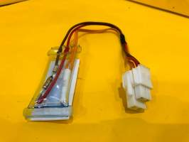 Датчик оттайки холодильника LG с ТПП 6615JB2005A   6914