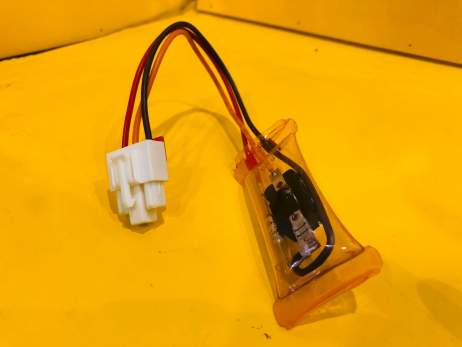 Датчик оттайки холодильника LG с ТПП 6615JB2002A