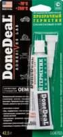 Герметик-клей для стекол DD6703  42,5г силиконовый прозрачный