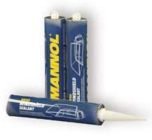 Клей-герметик для вклейки стекол Windshield Sealant 310 мл Mannol 9910