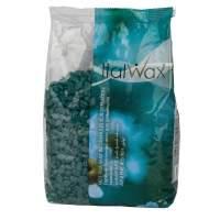 Воск горячий (пленочный) ITALWAX Азулен гранулы 0,5 кг