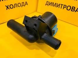 Помпа с корпусом Ardo на 3 винтах выводы назад раздельно  Plaset
