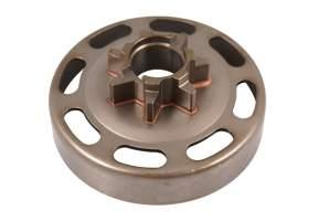 Корзина сцепления Хускварна 435/440 цельная с подшипником (AEZ)