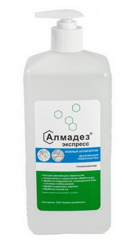 Алмадез-экспресс 750 мл., триггер