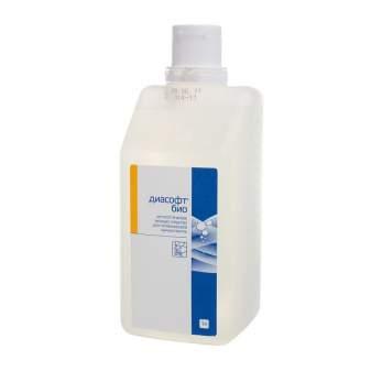 Дезинфицирующее мыло Диасофт-Био, 1л.