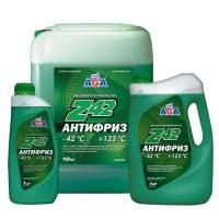 Антифриз Z42 Зеленый готовый к применению AGA 1 кг