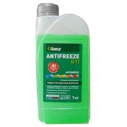 Антифриз G-11 Glanz (зеленый) 1кг