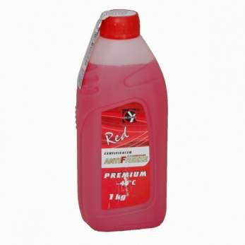Антифриз G-12 красный 1 кг