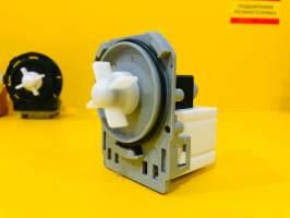 Насос стиральной машины 3 защелки Electrolux- Zanussi фишка назад раздельно