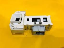 Замок люка (УБЛ) Bosch 3 контакта,белое Rold 421470