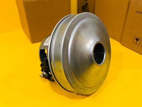 Двигатель для пылесоса LG 2200w  H=124mm, h=27mm, D=130mm, d=83.8