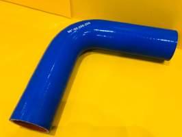 Патрубок силиконовый угловой 90 ф 50мм 150х150