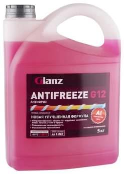 Антифриз G-12 Glanz (красный) 5кг