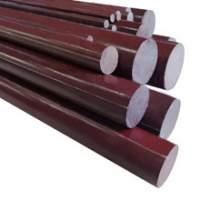 Текстолит стержень Ф130мм (отрезаем от 10 см, цена указана за 1 метр)